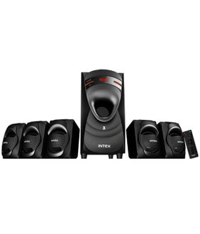 Intex 5060 SUF 5.1 Multimedia Speaker Price in India