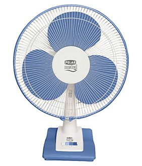 Polar FT40C1 Mistral Electric Osc 3 Blade (400mm) Table Fan Price in India