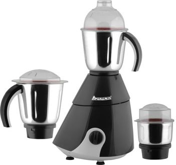 Anjalimix Insta Grey 1000W Mixer Grinder (3 Jars) Price in India