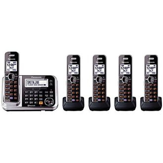 Panasonic KX-TG7875 Cordless Handset Phone Price in India