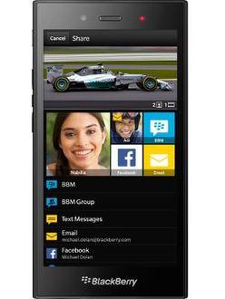 BlackBerry Z3 Price in India