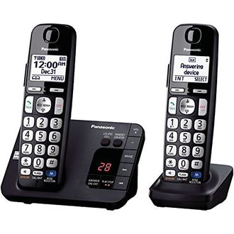 Panasonic KXTGE232 Cordless Landline Phone Price in India