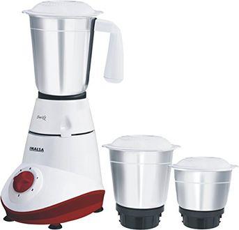Inalsa Swift 500W Mixer Grinder (3 Jars) Price in India