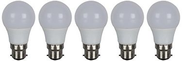 Eon 3W B22 LED Bulb (Warm White, Pack of 5) Price in India