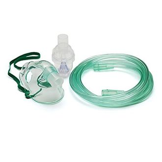Indosurgicals Oxygen Face Mask Nebulizer (Pack of 5) Price in India