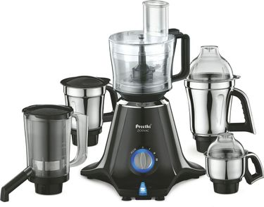 Preethi MG 218 Zodiac 750W Juicer Mixer Grinder (5 Jars) Price in India