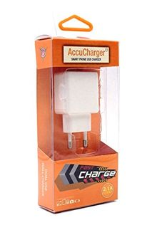 AccuCharger DMC-102 2.1A Dual USB Charger Price in India