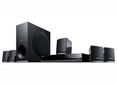 Sony DAV-TZ145 5.1 Home Theatre System Price in India