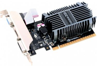 Inno3D NVIDIA GeForce GT 710 (N710-1SDV-E3BX) 2GB DDR3 Graphics Card Price in India