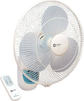 Orient Electric Wall-49 3 Blade (400mm) Wall Fan Price in India
