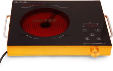 United DT555 2000W Radiant Induction Cooktop Price in India