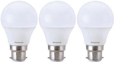 Panasonic 9W B22 LED Bulb (White, Pack of 3) Price in India
