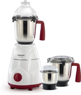 Eveready Roccia 750W Mixer Grinder (3 Jars) Price in India