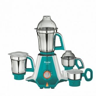 Preethi Aries 750W Mixer Grinder (4 Jars) Price in India