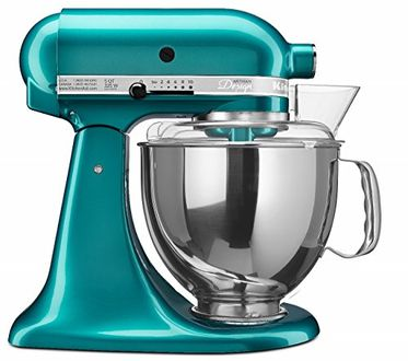 KitchenAid 5KSM150PSB 300W Stand Mixer Price in India
