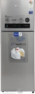 Whirlpool PRO 375 ELT 3S 360 L Frost Free Double Door Refrigerator Price in India