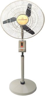 Almonard Mark-II 3 Blade 450mm Pedestal Fan Price in India