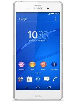 Sony Xperia Z3 Price in India