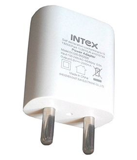 Intex Premium 2A USB Wall Charger Price in India