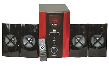 Satin 2222 4.1 multimedia speakers Price in India