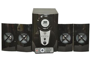 Satin 2323 4.1 multimedia speakers Price in India