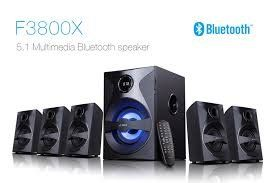 F&D F3800X 5.1 Home Audio System Price in India