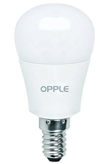 Opple 5W E14 LED Bulb (Warm White, Pack of 2) Price in India