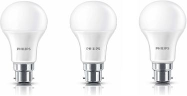 Philips Ace Saver 9W B22 825L LED Bulb (Cool Day Light, Pack Of 3) Price in India