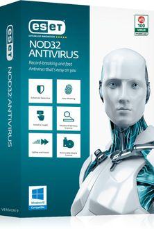 Eset NOD32 Antivirus Version 9 10PC 3Year Price in India