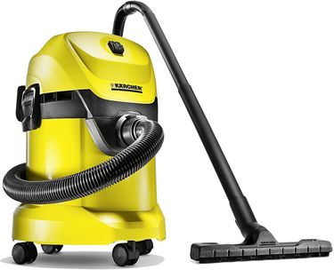 Karcher WD 3 Premium Wet & Dry Vaccume Cleaner Price in India