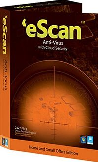 eScan AntiVirus with Cloud Security 1 User 1 Year Price in India