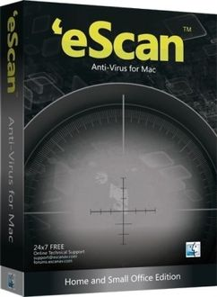 eScan AntiVirus for Mac 3 Users 1 Year Price in India
