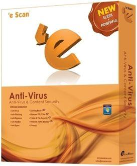 eScan AntiVirus 5 PC 1 Year Price in India