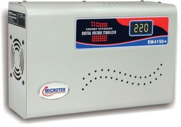Microtek EM4150 Plus Digital Voltage Stabilizer Price in India