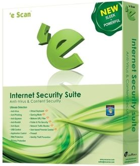 eScan Internet Security Suite 5 PC 1 Year Price in India