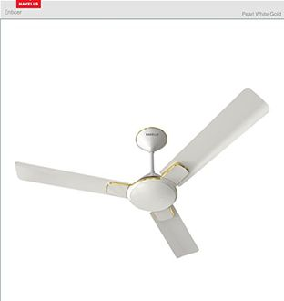 Havells Enticer 3 Blade Ceilling Fan (Pack Of 2) Price in India