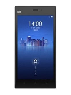 Xiaomi Mi 3 Price in India