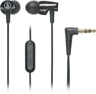 Audio-Technica ATH-CLR100iS SonicFuel In-Ear Headset Price in India