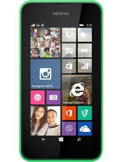 Nokia Lumia 530 Dual SIM Price in India