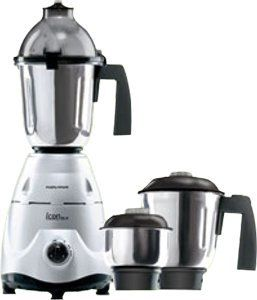 Morphy Richards Icon Delux 600W Juicer Mixer Grinder Price in India