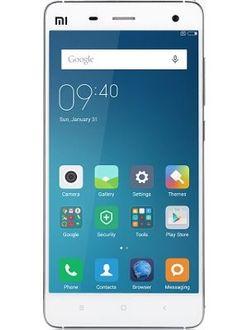 Xiaomi Mi 4 Price in India