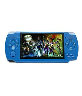 Grand Classic Playstation PSP Handheld Gaming Console (with 3D goggles) Price in India