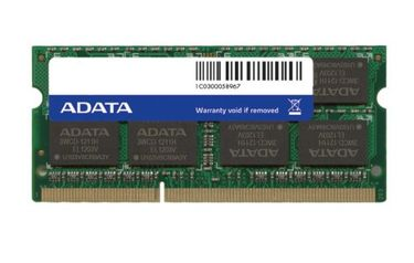 A-DATA (AD3S1600C2G11-R) 2GB DDR3 Laptop Ram Price in India
