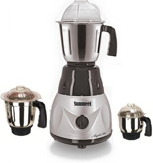 Sunmeet Smart 600W Mixer Grinder (3 Jars) Price in India