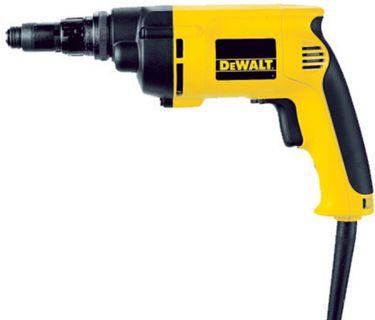 Dewalt DW268 VSR Torque Adjustable Screwgun Price in India