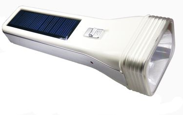 Tuscan Long Range Solar Rechargeable Torch Light Price in India