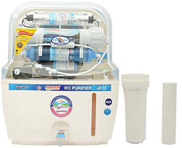 Aquafresh BTS047  15 Litre RO UV Water Purifier Price in India