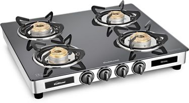 Sunflame GT Regal SS Gas Cooktop (4 Burner) Price in India