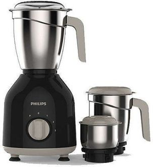 Philips HL 7756 750W Mixer Grinder (3 Jars) Price in India