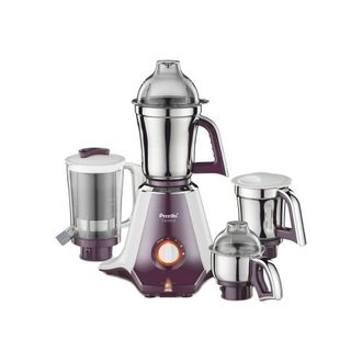 Preethi Taurus 750W Mixer Grinder (4 Jars) Price in India